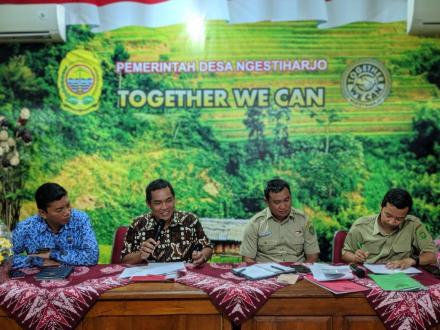 Kunjungan Tim Monev BID Dan Stunting Dari Kabupaten Bantul