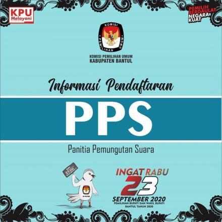 Informasi Lowongan Pendaftaran PPS Kabupaten Bantul
