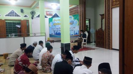 Pengajian Maulid Nabi Masjid Tunas Muslim Soboman