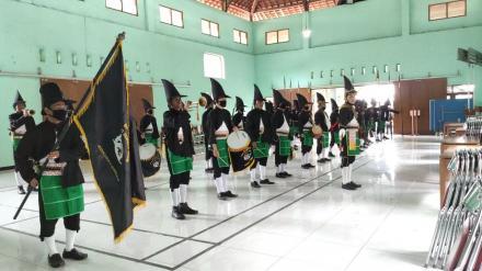 Bregodo Turonggo Sumber Arum Sumberan mengikuti Festival Bregodo Rakyat DIY