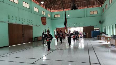 Bregodo Suropakis mengikuti Festival Bregodo Rakyat DIY