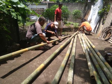 Kerja Bakti KWT Sembodro Rejodadi