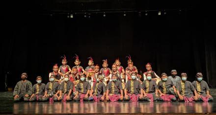 Reog Dodok Sekar Pakis tampil di Taman Budaya Yogyakarta