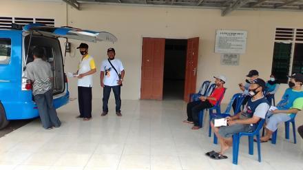 Pelayanan Pembayaran PBB di Sonopakis Lor