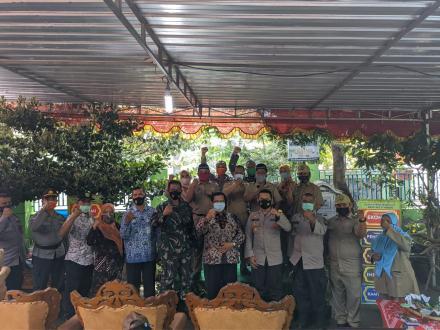 Launching Kampung Tangguh Nusantara Desa Ngestiharjo