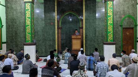 Safari Ramadan Kapanewon Kasihan di Masjid Al Ikhwan