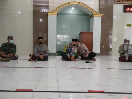 Safari Ramadan Kapanewon Kasihan di Masjid Nur Hidayah