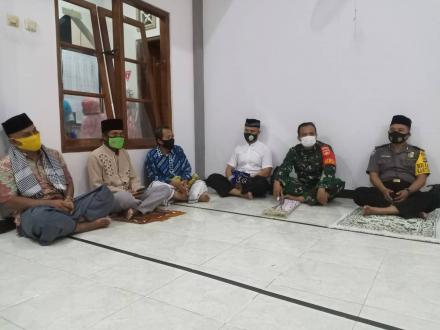 Safari Ramadan Kalurahan Ngestiharjo di Masjid An-Nurohman