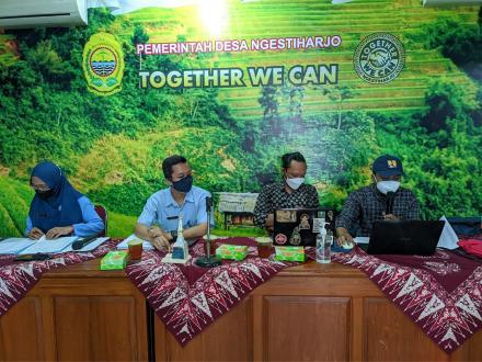 Sosialisasi program BSPS Tahap 11 Tahun 2021