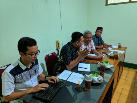 Rapat BPD 5 Juli 2019